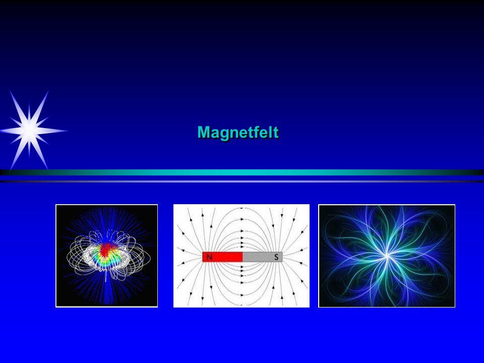 MagnetfeltMagnetfelt