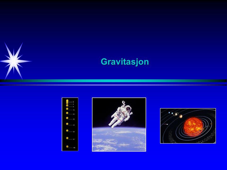 Gravitasjon
