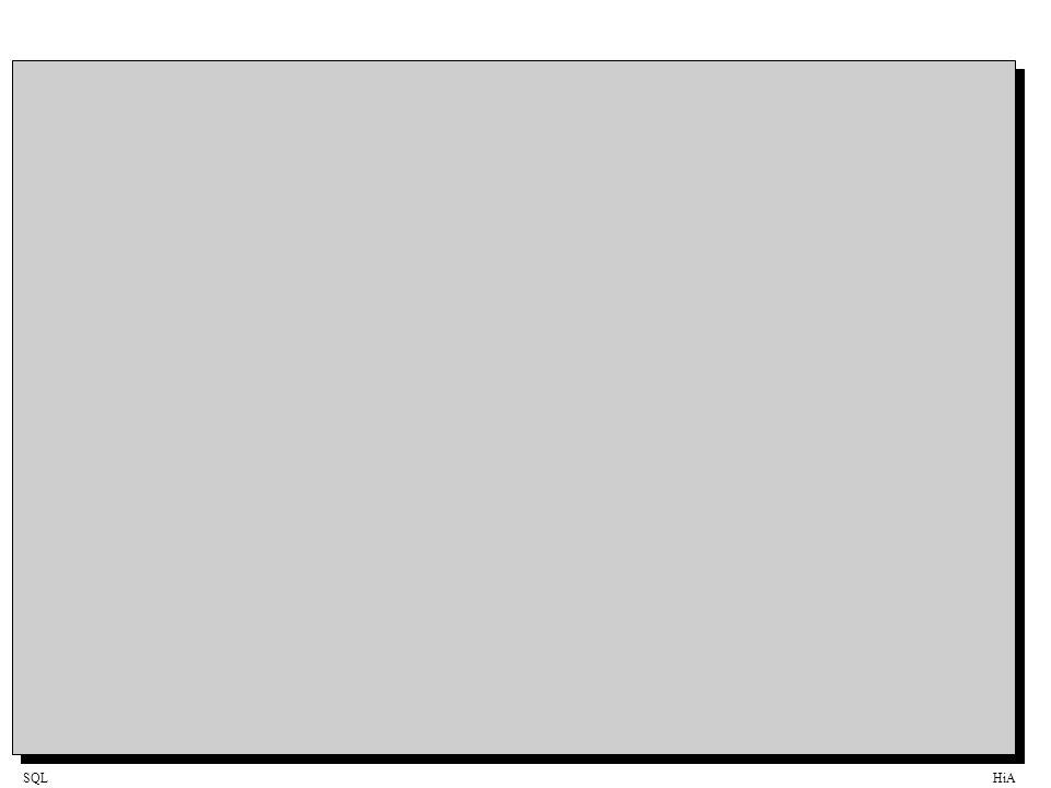 SQLHiA Dynamisk SQL-Bestem SQL-variable for dfsNavn SNrID Navn PNr 6400 Select frmSelger dfnSNrID dfsNavn dfnPNr pbSelect frmSelger Message Actions On PAM_SELECT Set sColumn = '' Set sInto= '' Set sFrom= '' Set sWhere= '' Call SalSendMsgTo ( hWndForm, PAM_SQL, 0, 0 ) Call SalSendMsgToChildren ( hWndForm, PAM_SQL, 0, 0 )...