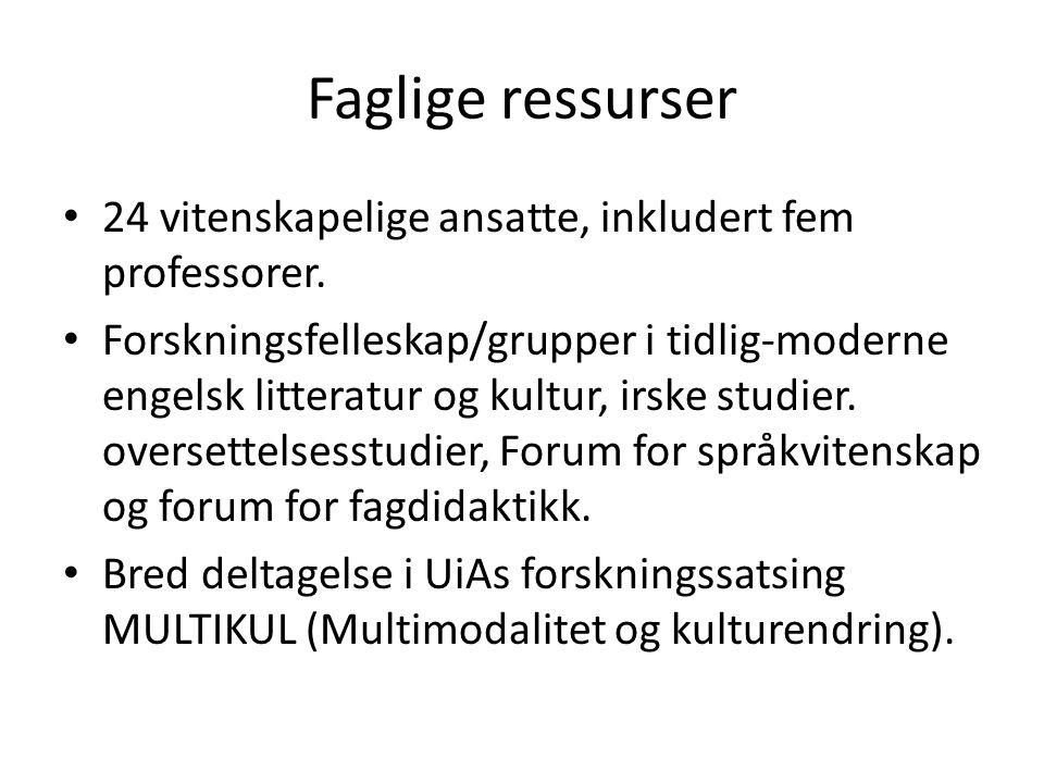 Studietilbud Oversettelse og interkulturell kommunikasjon: Bachelorstudium.