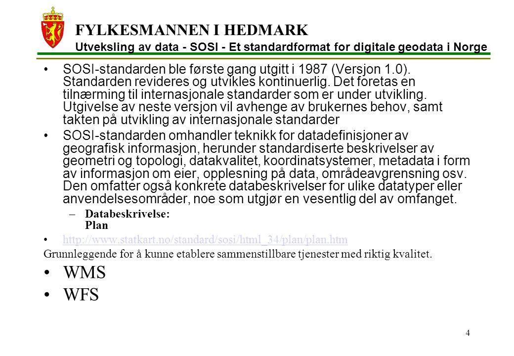 FYLKESMANNEN I HEDMARK 5 Norge digitalt – Hedmark og Oppland