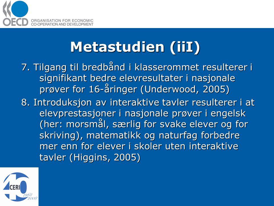 Metastudien (iiI) 7.