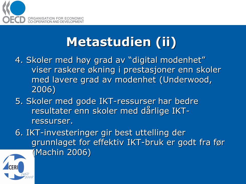 Bruk av IKT i fagene