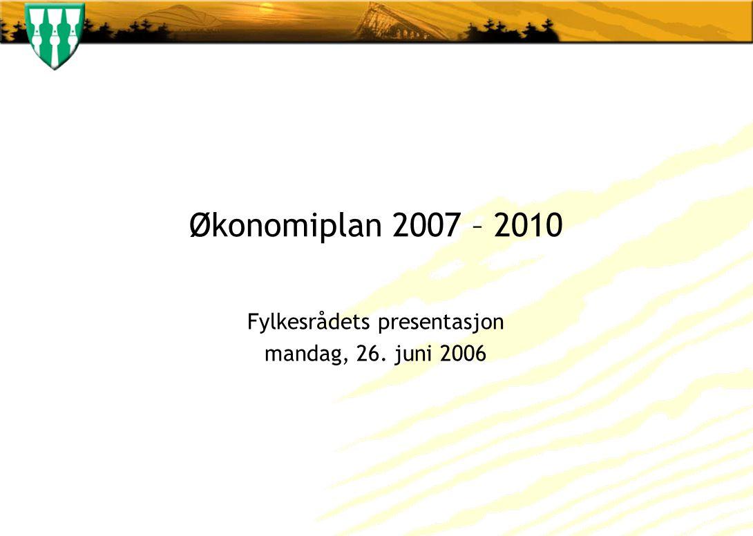 Kommuneproposisjonen Vekst frie inntekter i kommunesektoren, 2 – 2,5 mrd.