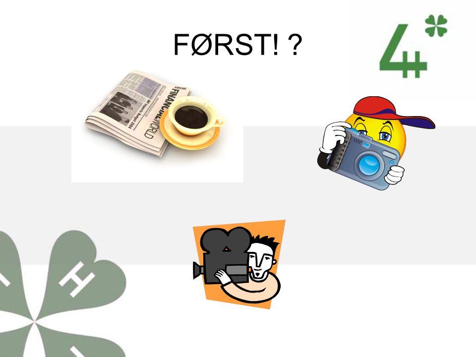 FØRST! ?