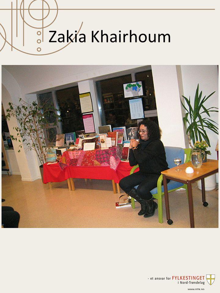 Zakia Khairhoum