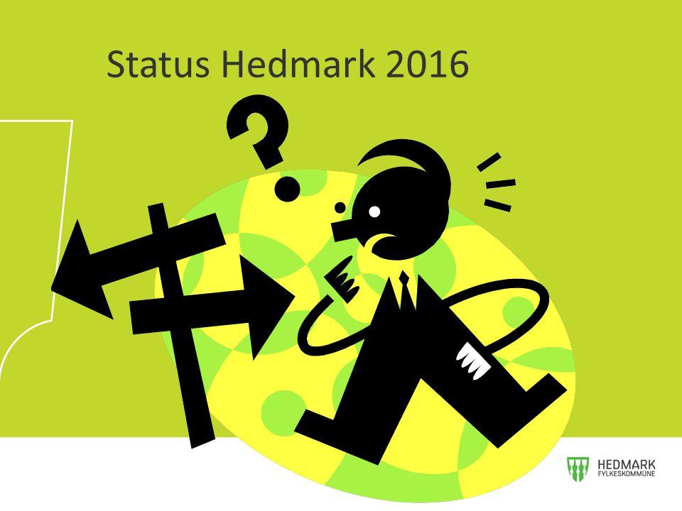 Status Hedmark 2016
