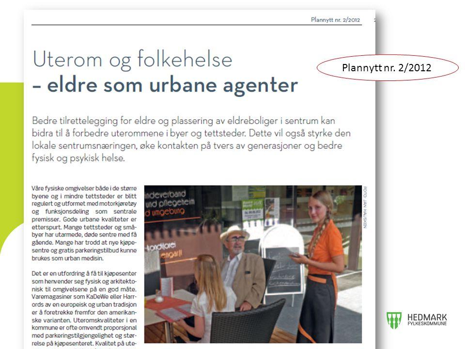Plannytt nr. 2/2012