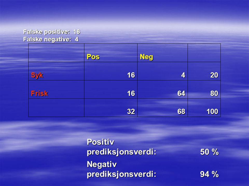Screening med PSA  Formål: –Finne tidlig CaP der kreften enda kun er å finne i prostatakjertelen (T1C) og med høy sannsynlighet kunne kurere pasienten kirurgisk  Med PSA screening vil CaP oppdages ca 10 år før den gir symptomer (Lead time)  Kan gi et falsk inntrykk av overlevelse fordi screening gjør at pasientene lever 10 år lengre (Lead time bias)