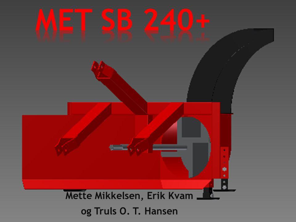 Mette Mikkelsen, Erik Kvam og Truls O. T. Hansen