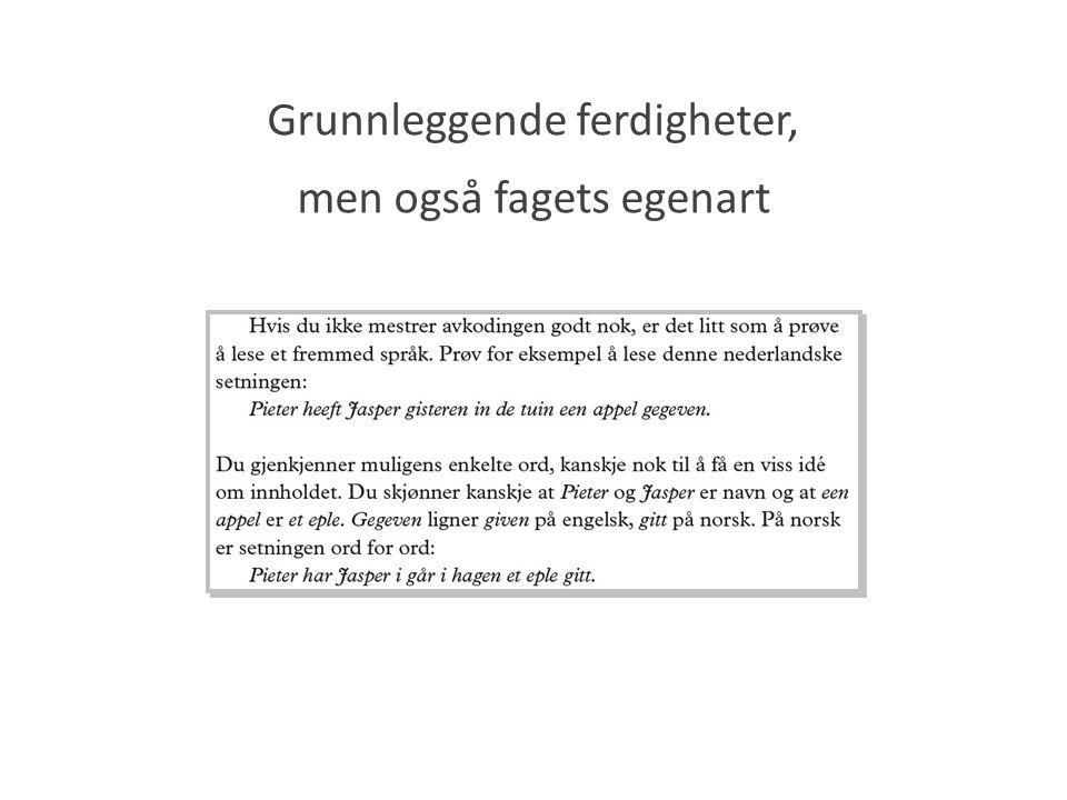 Fellesspråklig utgave Fellesspråkleg utgåve