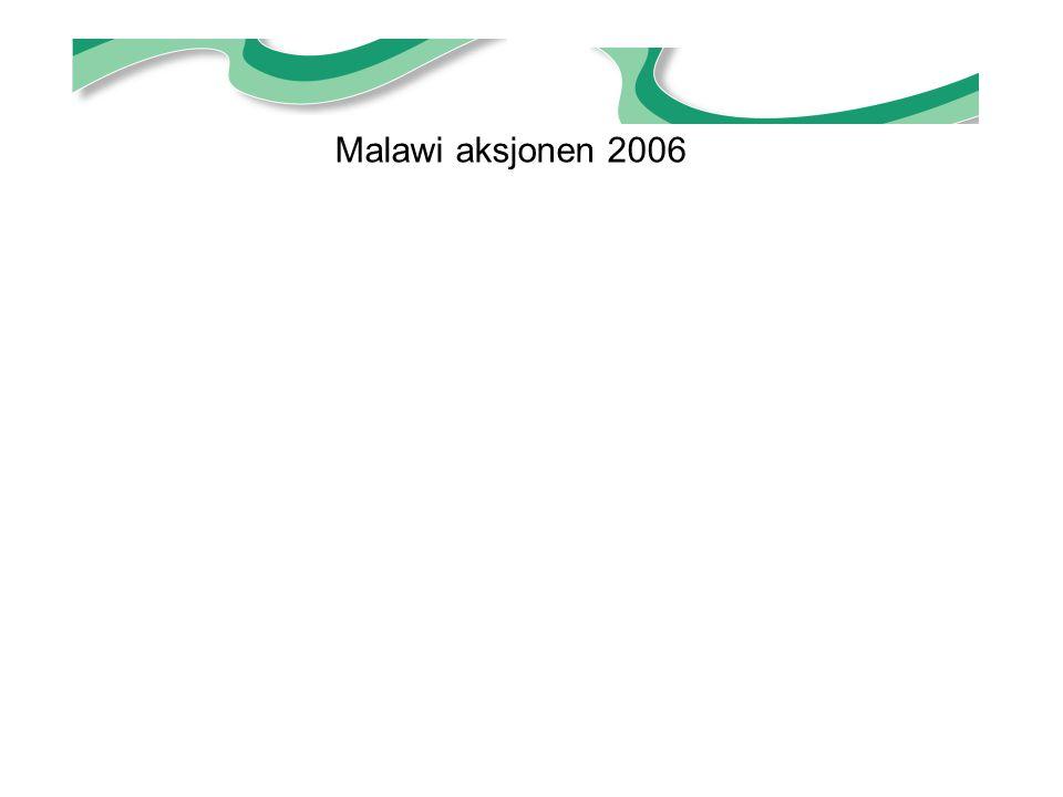 Malawi aksjonen 2006