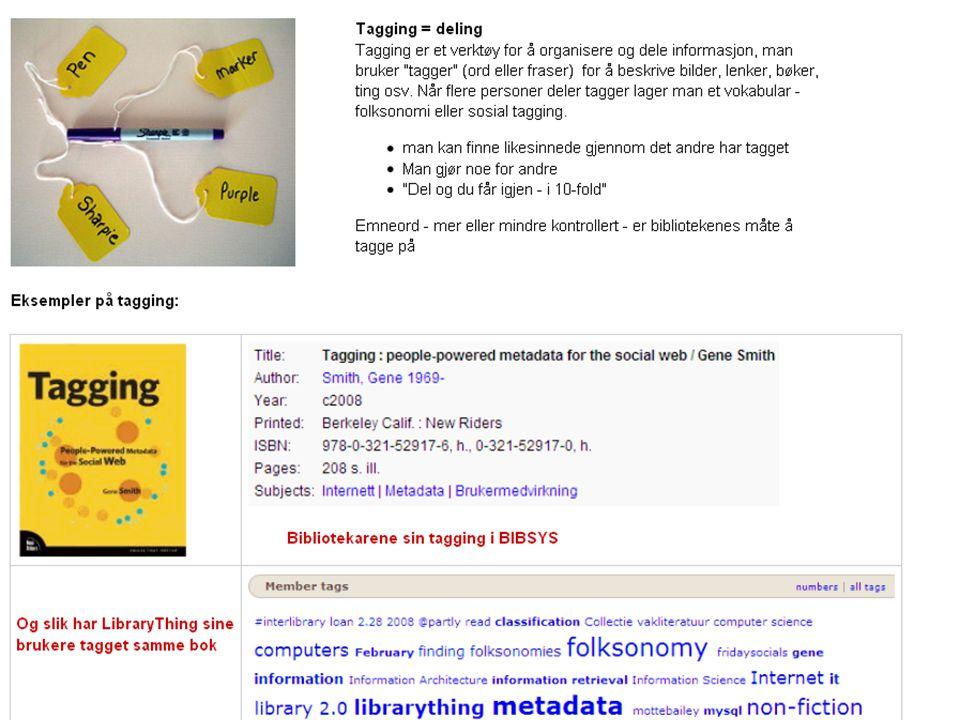 Kompetansebygging 2.0, 18.3.2010/ karen.buset@ub.ntnu.no