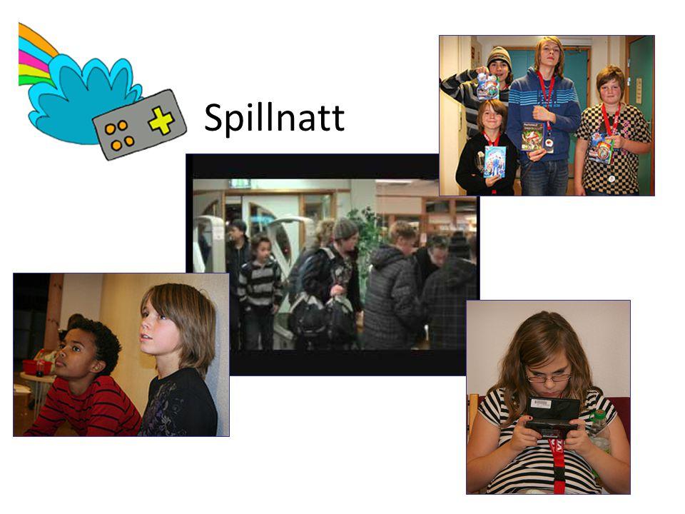 Spillnatt