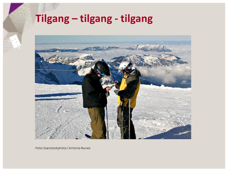 Boka er ikke død Foto: Torbjørn Tandberg