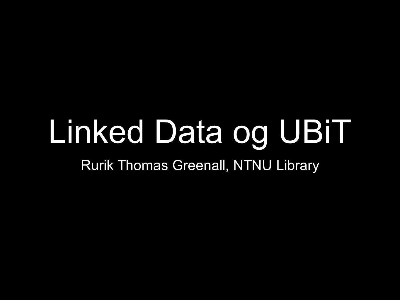 linked data?