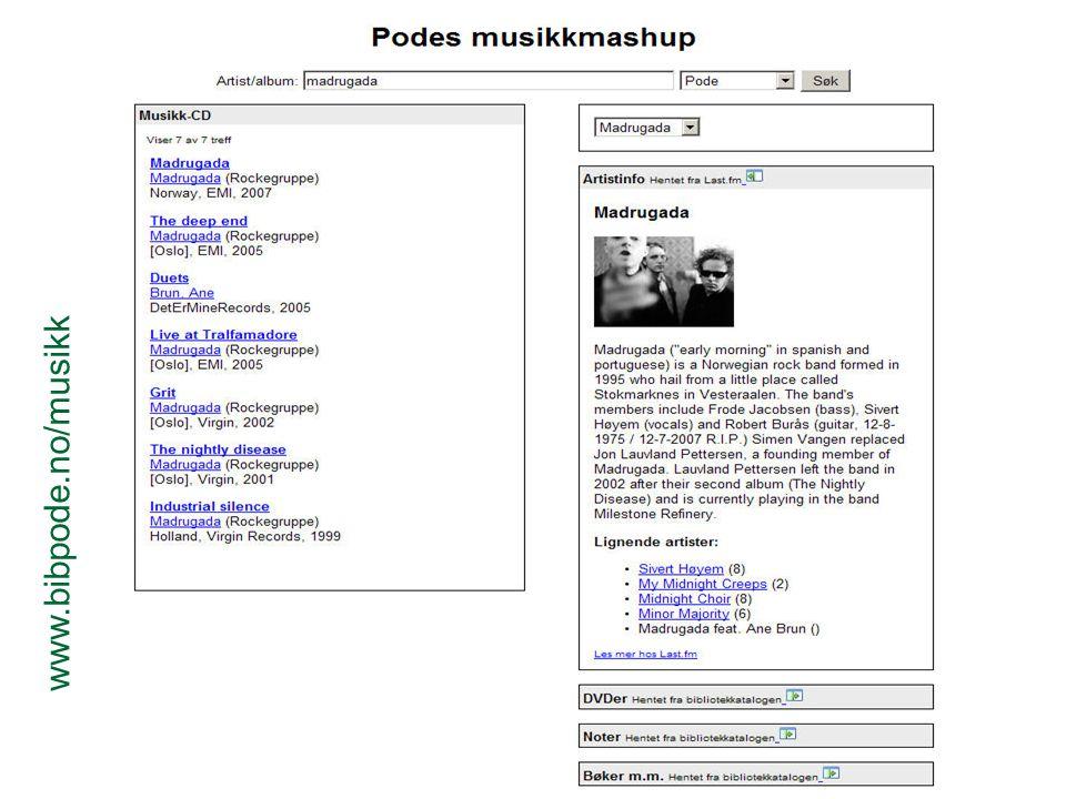 www.bibpode.no/musikk