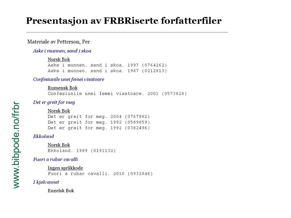 www.bibpode.no/frbr