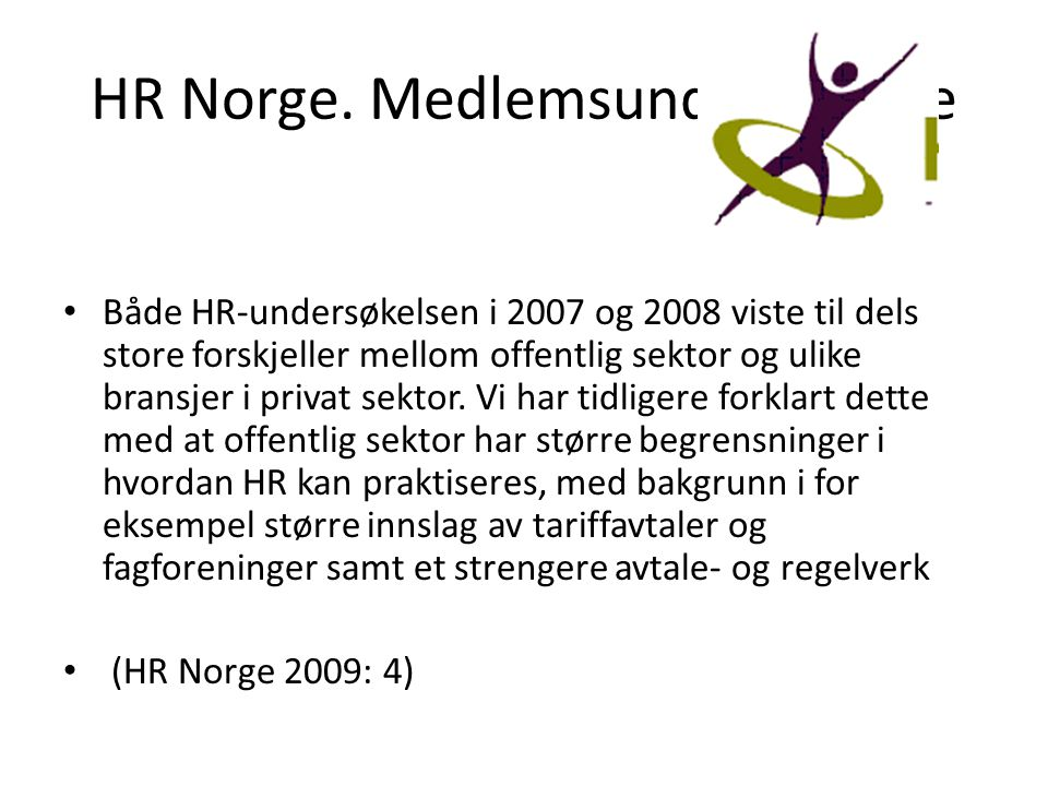 HR Norge.