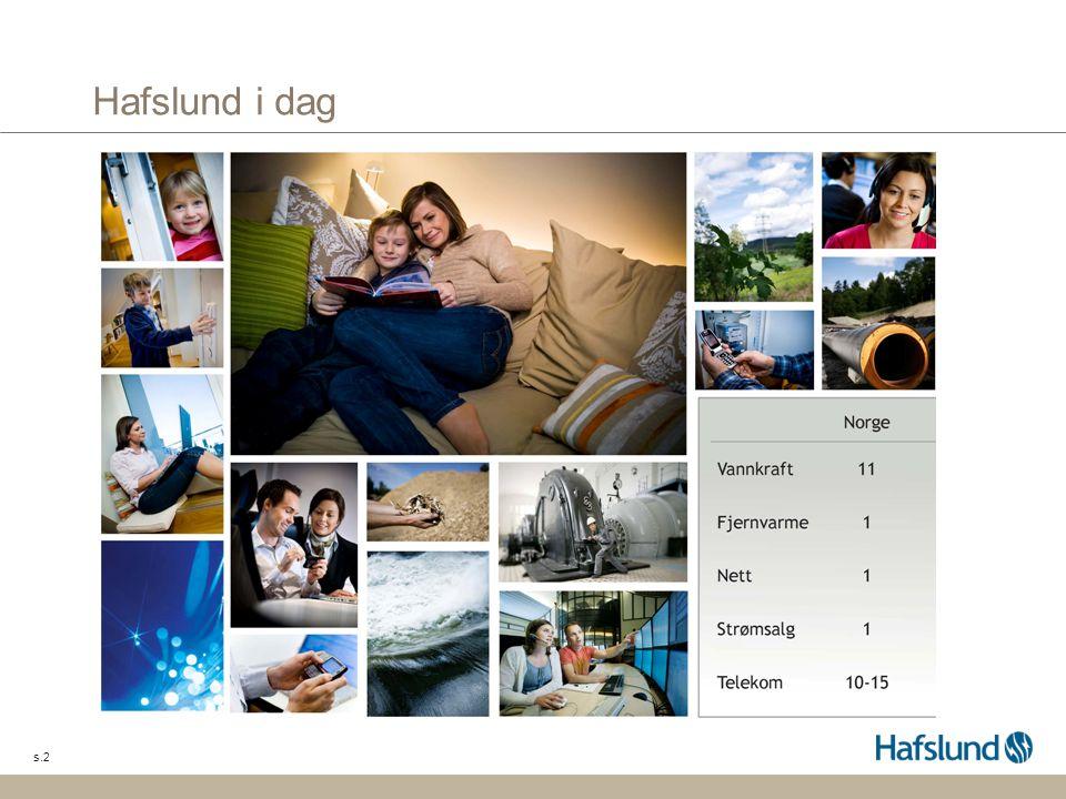 Dagens bruk av bioenergi og avfall Hafslund Fjernvarme Gardermoen: 46 GWh flisHafslund Fjernvarme Oslo - 566 GWh avfallHafslund Miljøenergi - 143 GWh avfall