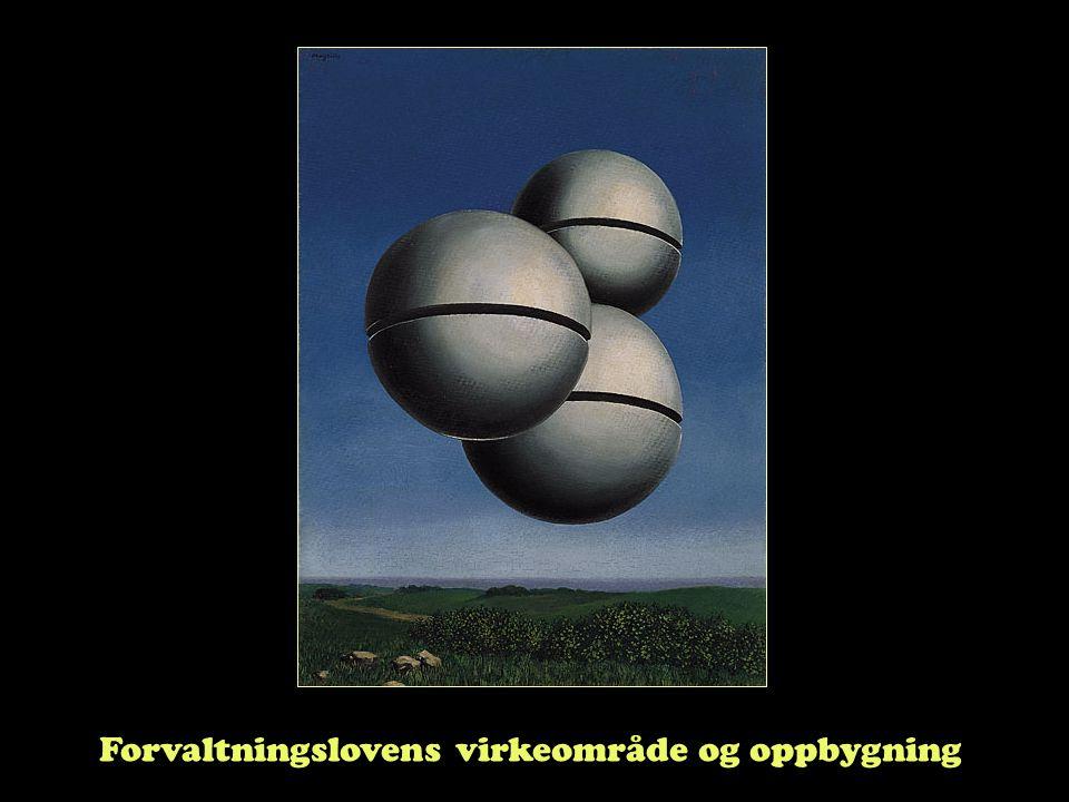 Steinar Taubøll - UMB Prosessuell kompetanse Hovedhensyn bak reglene: -Rettsikkerhet -Kontradiksjon -Hensynsfullhet -Grundighet -Effektivitet -Graden av åpenhet