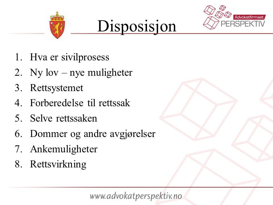 Tingretten Norge er inndelt i 68 rettssogn som har hver sin tingrett.