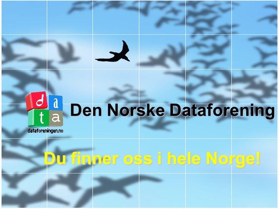 Politisk påvirkning Samfunnsmessig engasjement Norge skal bli en konkurransedyktig Kunnskaps - nasjon! IT-politiske utvalg Høringsuttalelser IT-politi