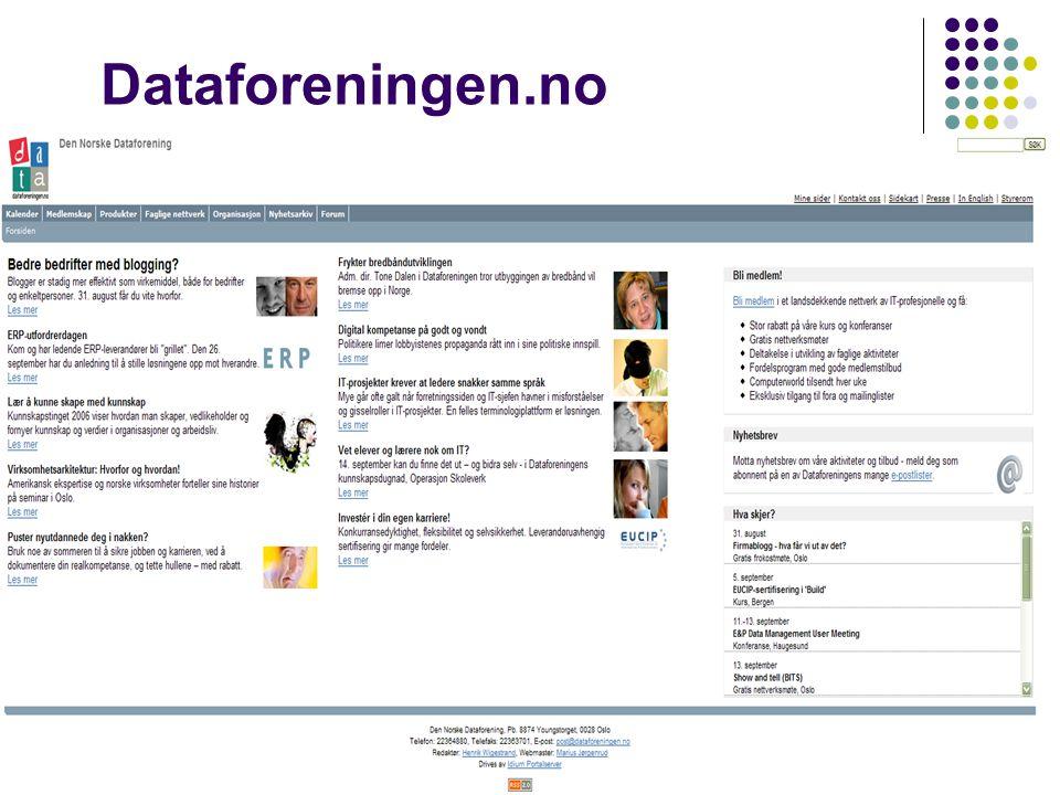 Dataforeningen.no