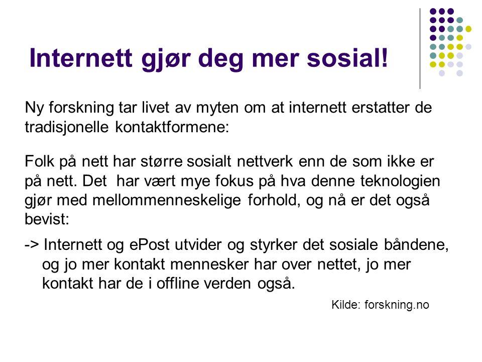 Den Norske Dataforening Tar Norge inn i Kunnskapssamfunnet