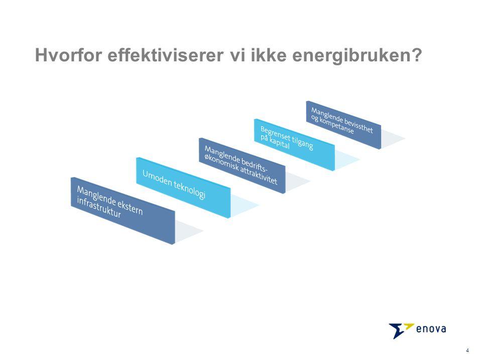 Det handler til syvende og sist om å få på plass en energihandlingsplan, jobbe systematisk etter den og kontinuerlig revidere og oppdatere 15