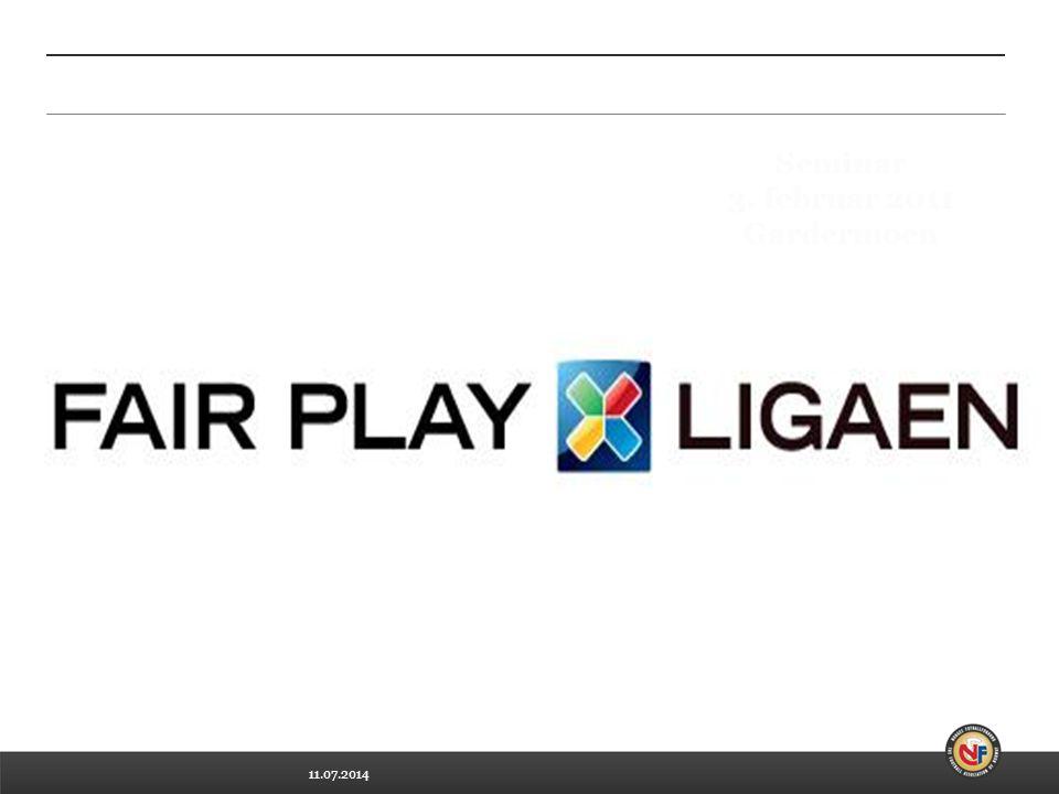 11.07.2014Norges Fotballforbund | www.fotball.no