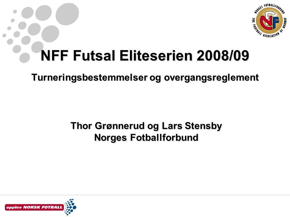 OVERGANGSREGLEMENT FOR SPILLERE I FUTSAL 2008/2009 OVERGANGER/UTLÅNOVERGANGER/UTLÅN Ved overgang/utlån skal det fremgå tydelig at overgangen/utlånet gjelder futsal.