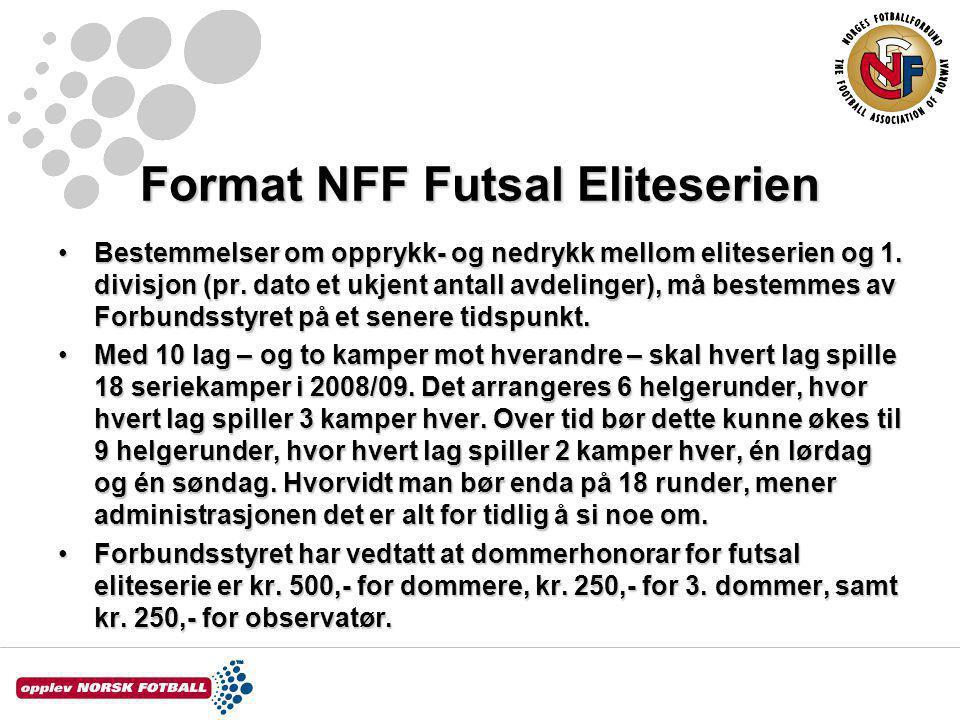 Bestemmelser om opprykk- og nedrykk mellom eliteserien og 1.