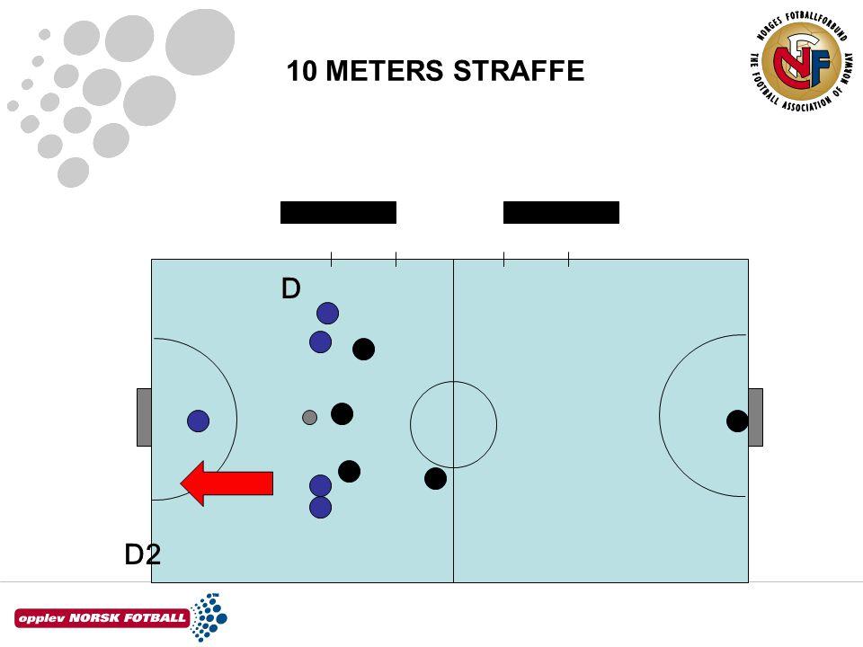 10 METERS STRAFFE D2 D