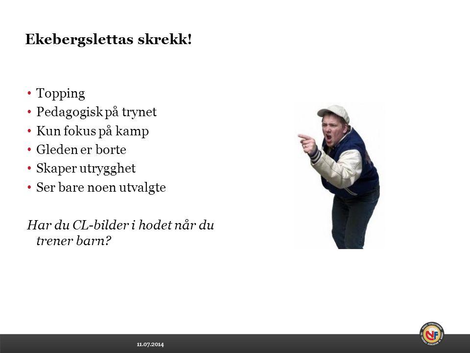 11.07.2014 Drillo før Norge-England 1992: Hvis så mange som fem av dere spiller opp mot deres beste, vinner vi! Norges Fotballforbund   www.fotball.no Resultat- eller prestasjonsfokus?