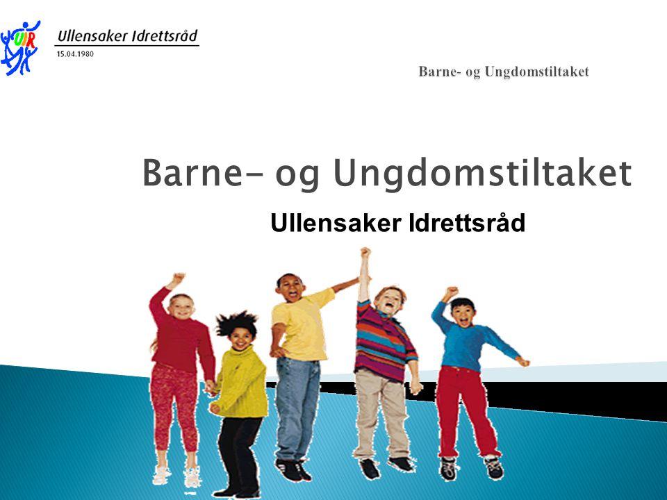 Barne- og Ungdomstiltaket Ullensaker Idrettsråd