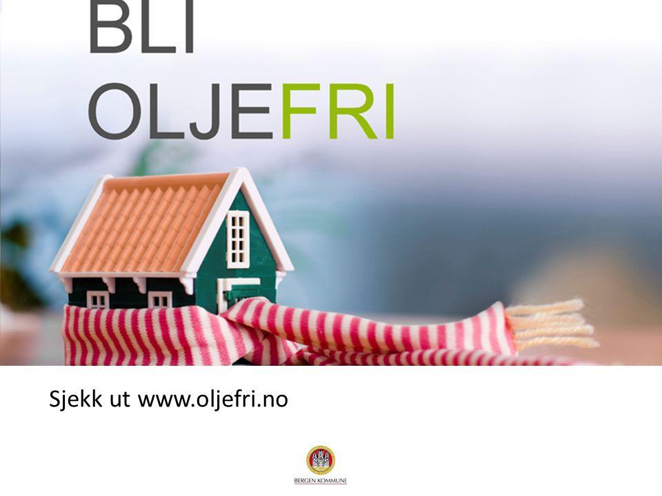 Sjekk ut www.oljefri.no