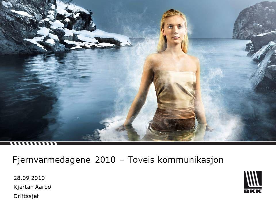 Disposisjoner Presentasjon av BKK Varme Systemoppbygging 2VK Er 2VK nyttig.