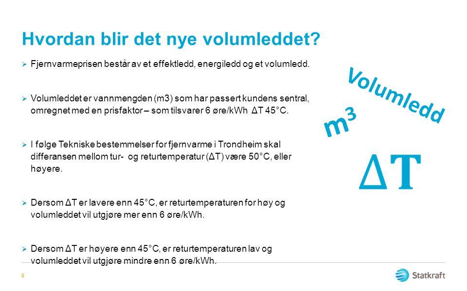 Sammenligning med strømpris 6  Fjernvarmeprisen vil bygges opp som før med et effektledd og et energiledd.