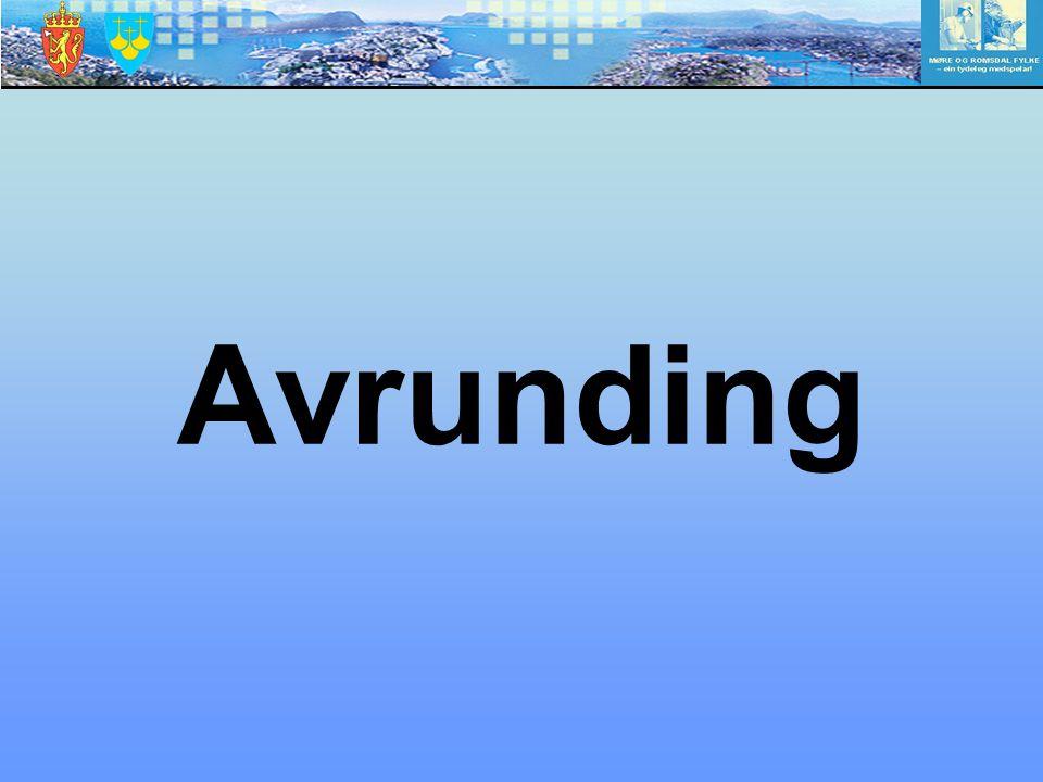 Avrunding
