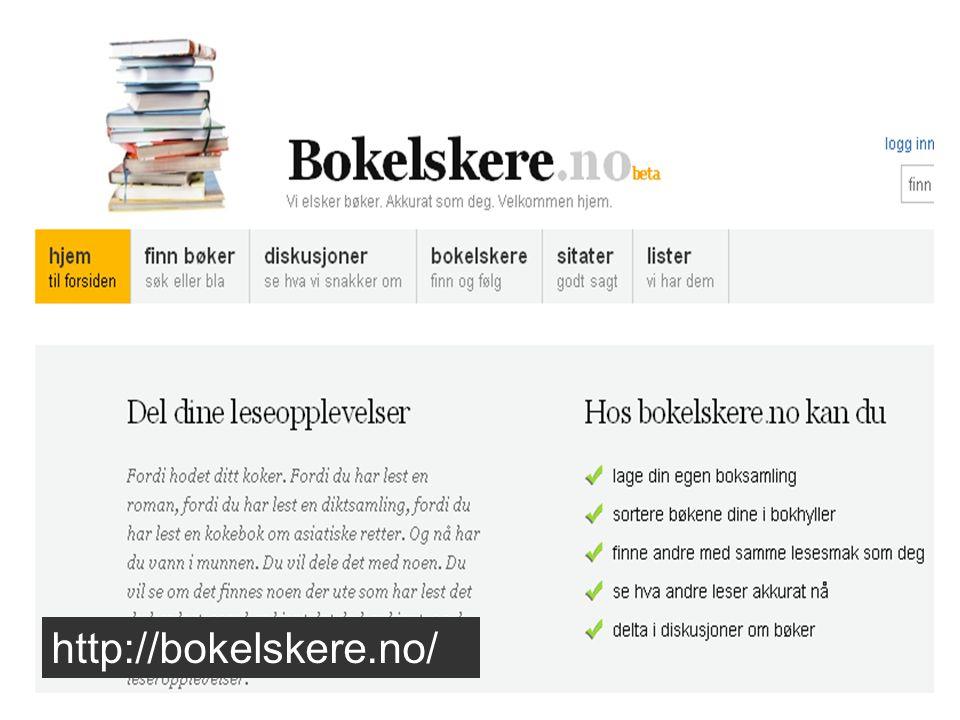 http://bokelskere.no/