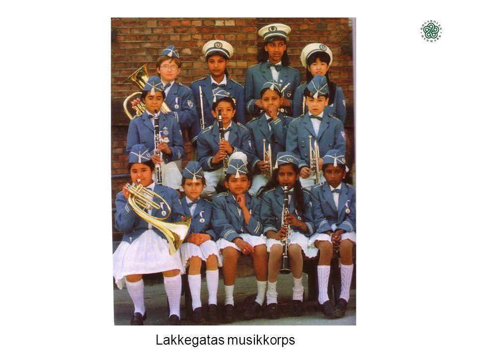 Lakkegatas musikkorps