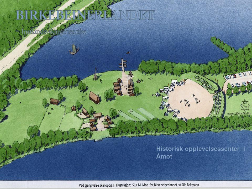 Historisk opplevelsessenter i Åmot