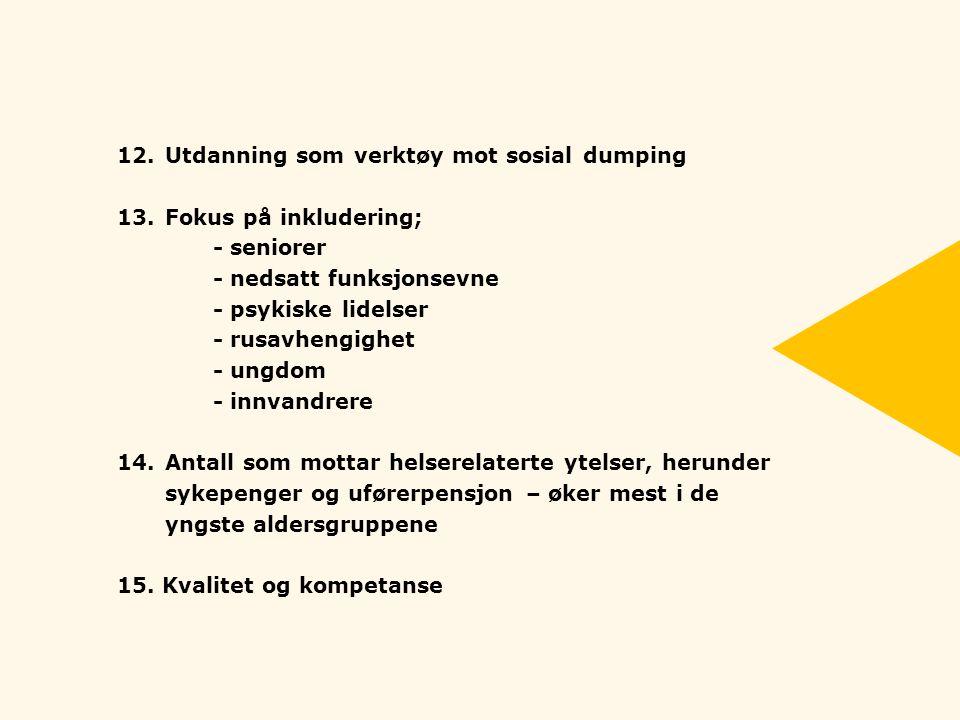 Indikatorprosjektet Prosjektet har som målsetting å finne gode indikatorer som er tilgjengelige og felles for attføringsbedriftene i Norge.