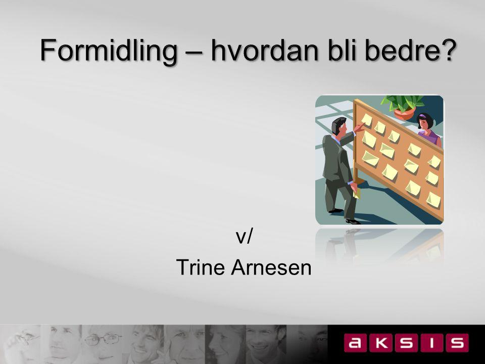 v/ Trine Arnesen
