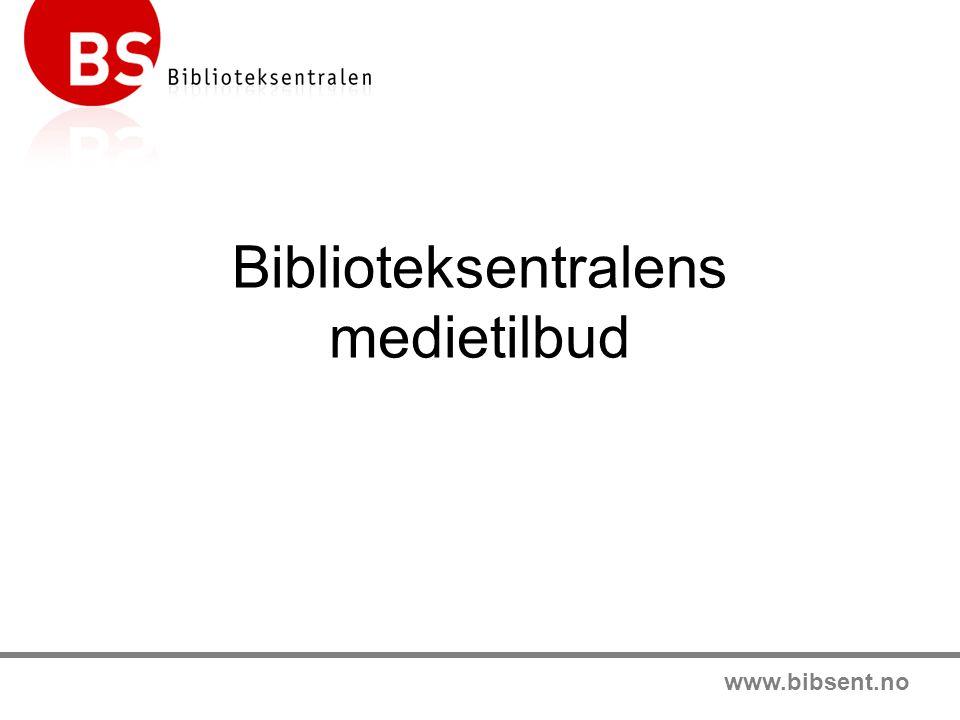 www.bibsent.no Andre medier Språkkurs Spill – pc-spill for barn Digitale medier - BS Weblån