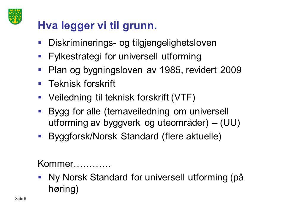 Side 7 Diskriminerings- og tilgjengelighetsloven § 12.