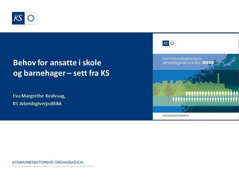 Dagens rekrutteringsutfordringer i kommunene Kilde: Ipsos MMI 2012
