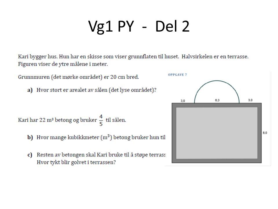 Vg1 TY – Del 2 (Elektro)