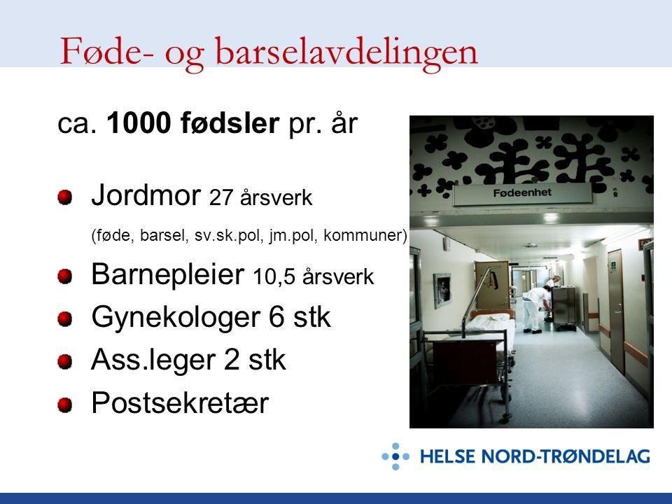 Sykehuset Levanger.
